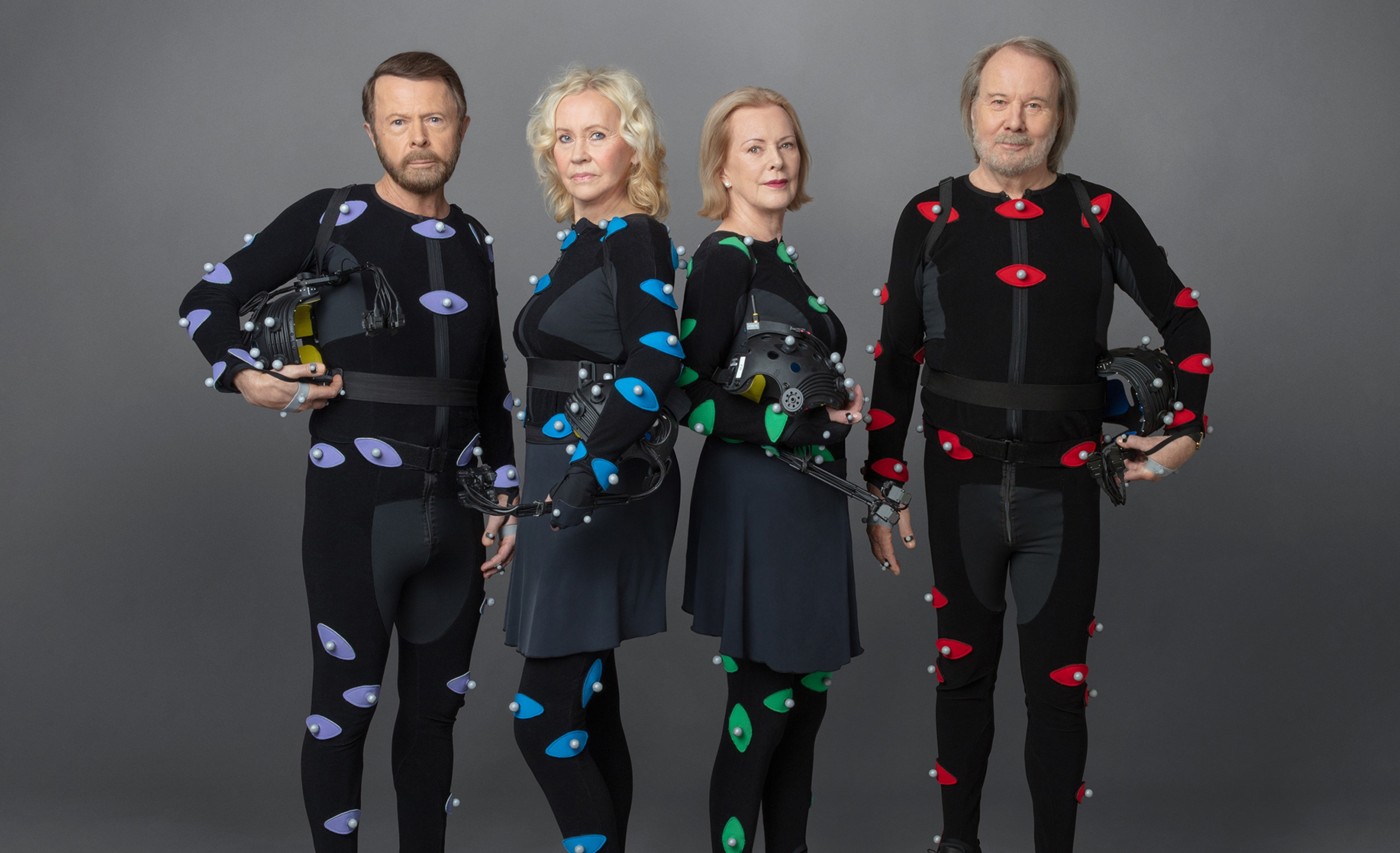 ABBA reunites after nearly 40 years to announce new album, digital concert