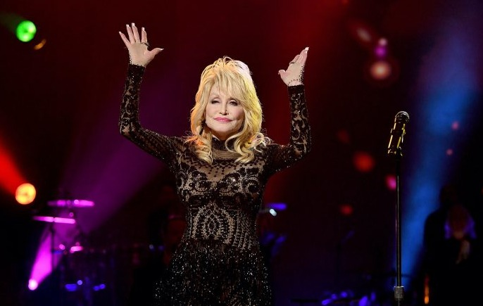 "Dolly Parton on why she won't retire: ""I'd rather wear out than rust out"""