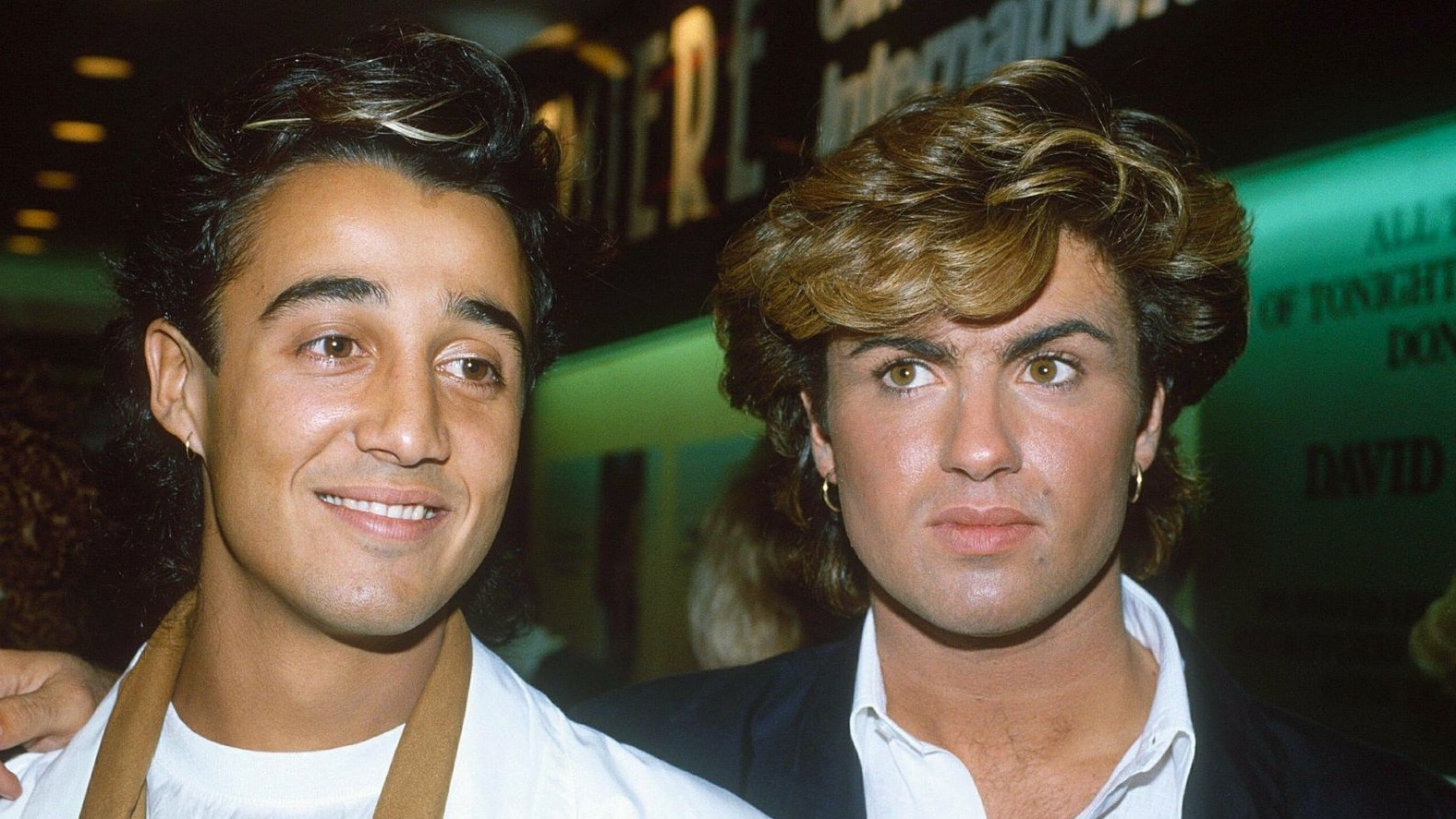 Last Christmas: Wham's festive smash finally hits number one - 36 years after original release