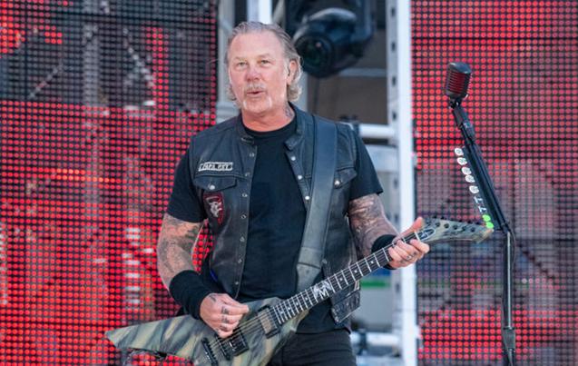 A new species of venomous snake has been named after Metallica's James Hetfield