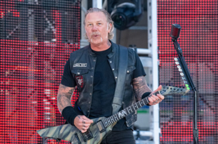 A new species of venomous snake has been named after Metallica's James Hetfield