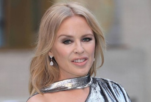 Kylie Minogue sings herself to sleep to overcome career doubts