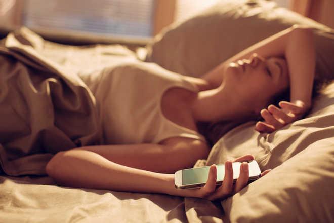 Music listening near bedtime disruptive to sleep