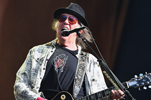 Neil Young to release new EP 'The Times' via Amazon Music next month