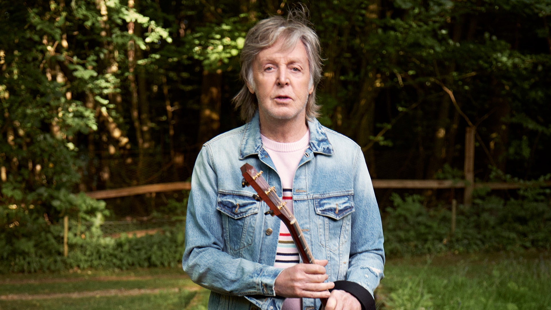 Sir Paul McCartney 'shocked in a pleasant way' by McCartney III Imagined remixes