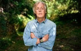 Paul McCartney tops musicians rich list