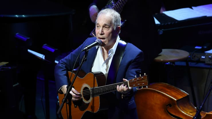 Sony Music acquires singer Paul Simon's song catalog