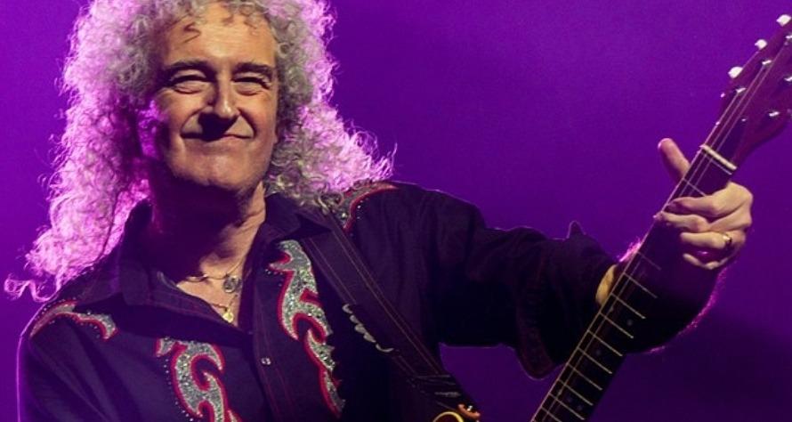 'Queen' Guitarist Brian May Releases New Vegan-Friendly Merchandise