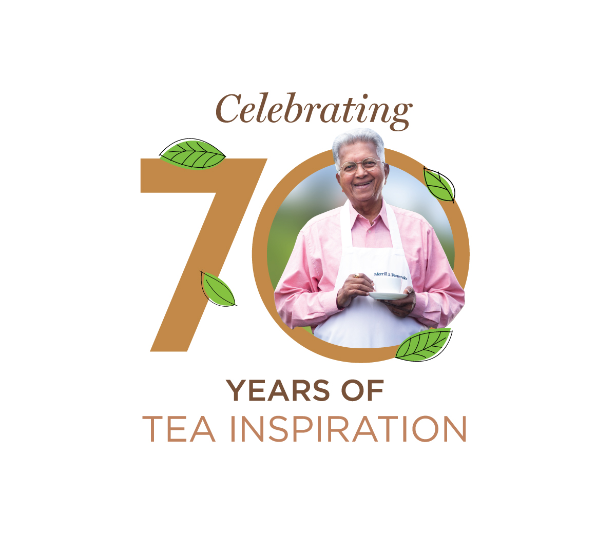 Celebrating 70 years in tea and the 90th birthday of Mr. Dilmah