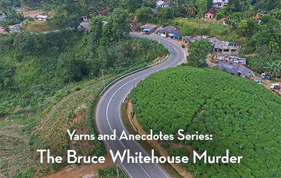 The Bruce Whitehouse Murder in 1949. 5 mins 40 secs