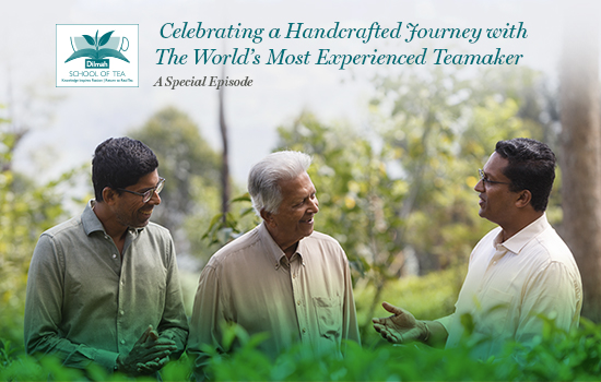 Celebrating a Handcrafted Journey with the World's Most Experienced Teamaker – 18 Mins