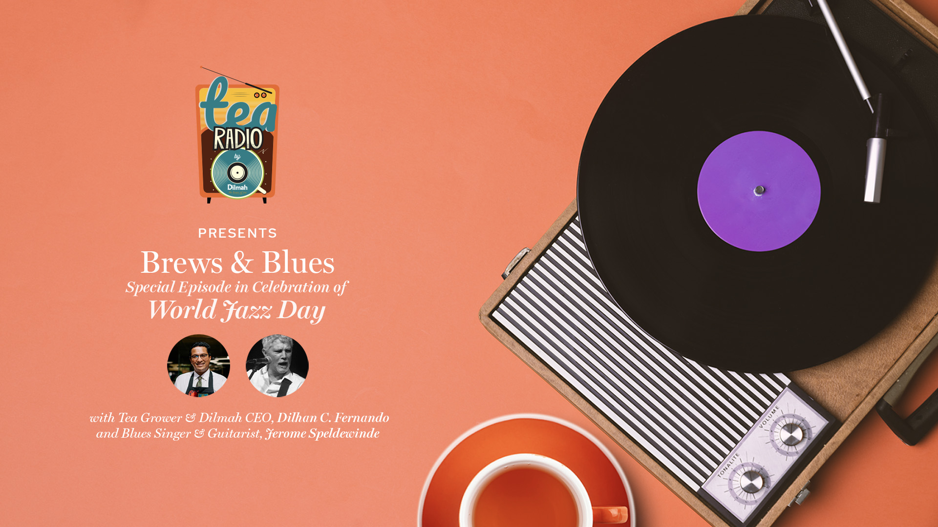 Brews & Blues - A Special Episode in Celebration of World Jazz Day - 28 mins