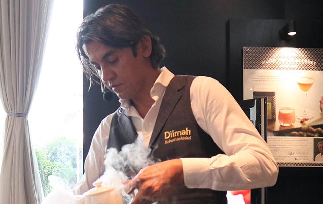 How to create your Iced tea, Cocktail & Mocktail: Robert Schinkel