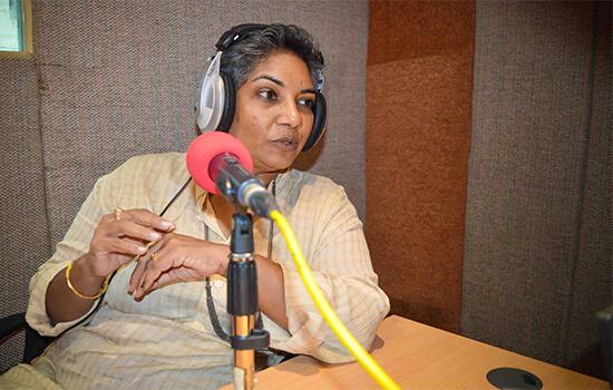 Sunela Jayewardene, the green mind behind green design