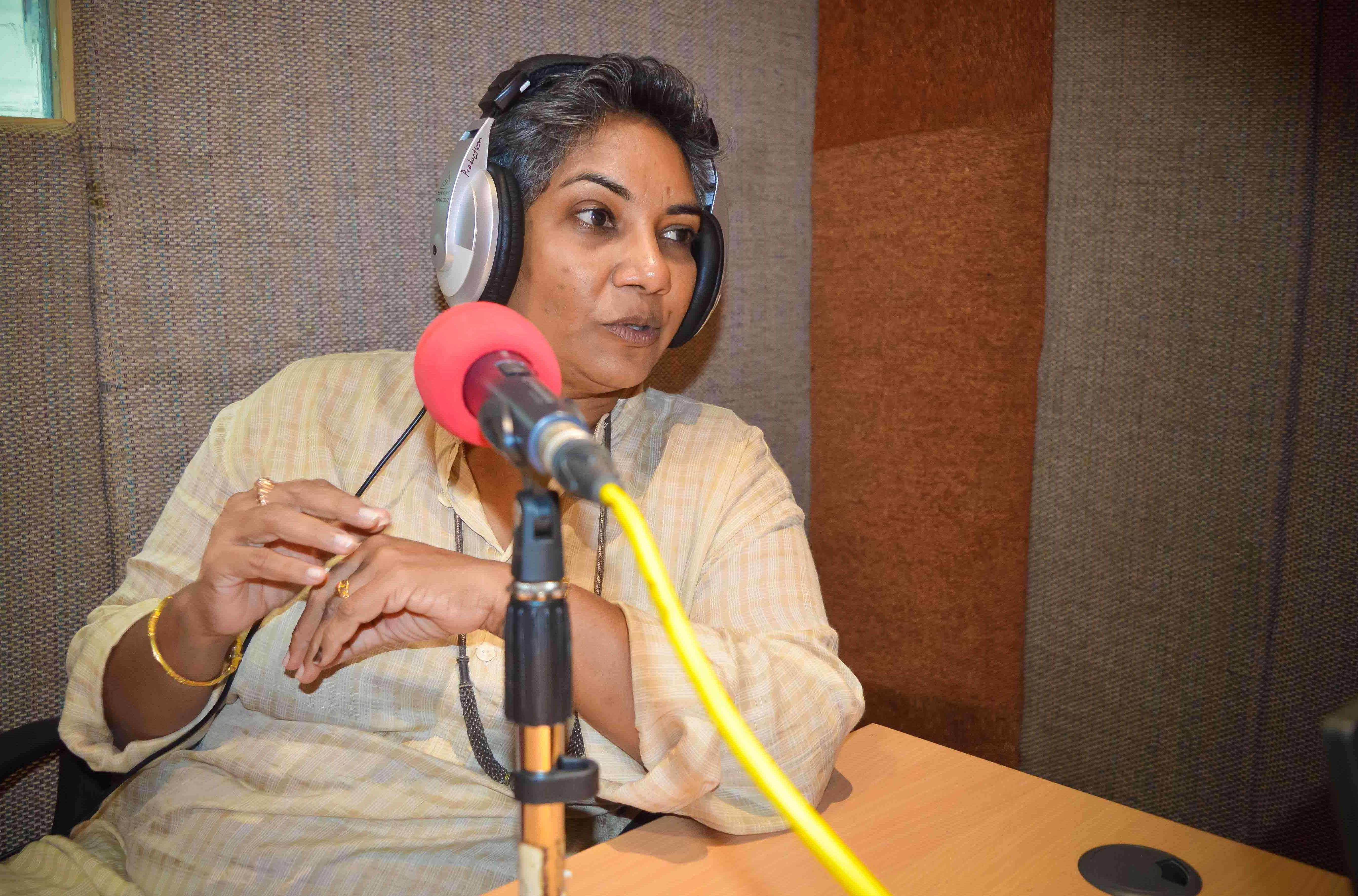 Sunela Jayewardene, the green mind behind green design
