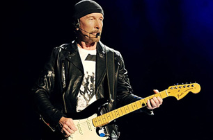 U2's The Edge Aiding Musicians Affected by Hurricane Harvey